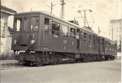 Carrozze Ferroviarie Dismesse - 1926 fap ferrovia alto pistoiese ferrovie a
