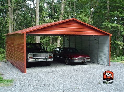 Carport Structure by Metal Carport By Elephant Structures