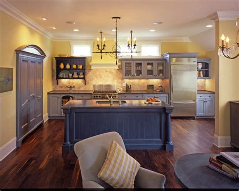 yellow and blue kitchen ideas blue and yellow kitchen