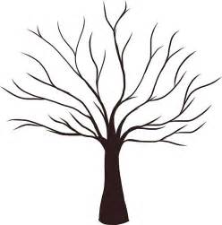 Leafless Tree Branch Outline by Arbre Sans Feuillage Vecteurs Et Illustrations Libres De