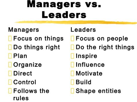 the power of community how phenomenal leaders inspire their teams wow their customers and make bigger profits books leader vs manager