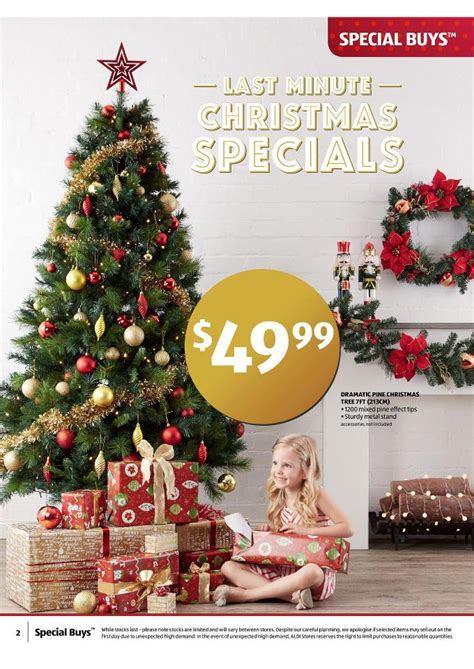 aldis christmas decorations aldi catalogue gifts december 2014 page 2