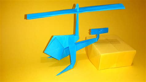 how to make an origami helicopter how to make origami helicopter