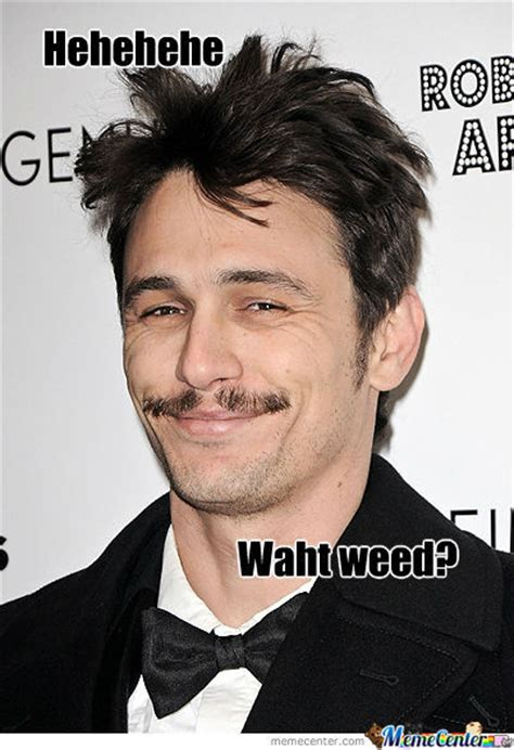 James Franco Meme - james franco high by umzum meme center