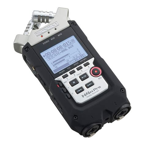 Zoom H5n Handy Recorder With Accessory Pack zoom h4n pro handy recorder with accessory pack at gear4music