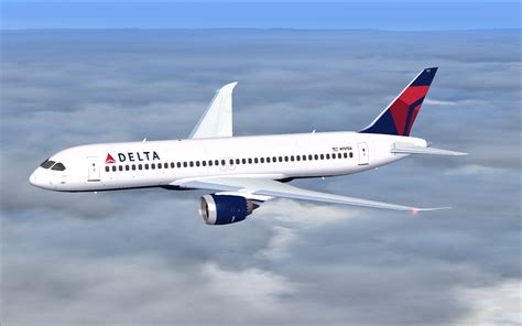 Delta Airlines R by Delta Airlines Boeing 797 For Fsx