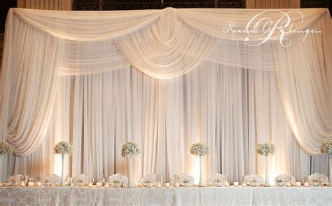 backdrop drapes for weddings 2015 new design white wedding backdrop wedding drape