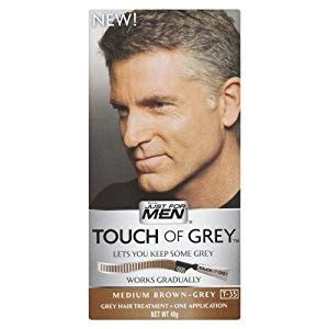 touch of grey hair color touch of grey t35 hair color medium brown grey 40g