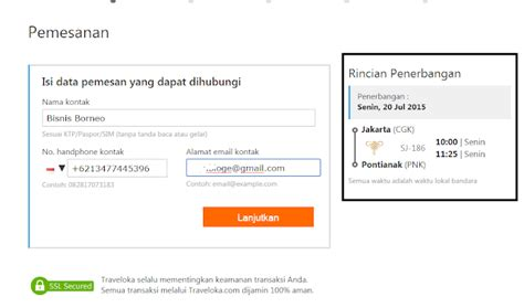 cara membuat invoice tiket pesawat cara pesan tiket pesawat online di traveloka informasi