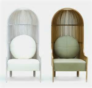 Buy Lounge Chair Design Ideas Timber High Back Seat Resembling Partial Bird Cage Nest Home Building Furniture And