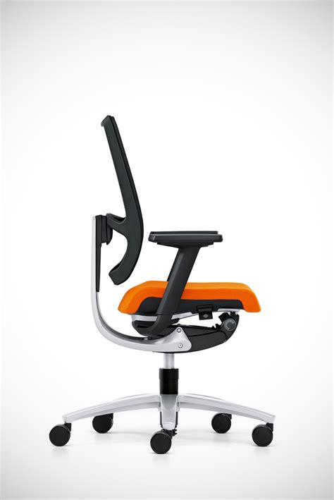 swing up swing up chair by sedus impresses with its harmonious