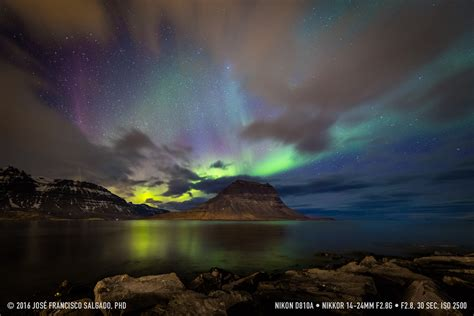 How To Photograph The Northern Lights Digital Photography