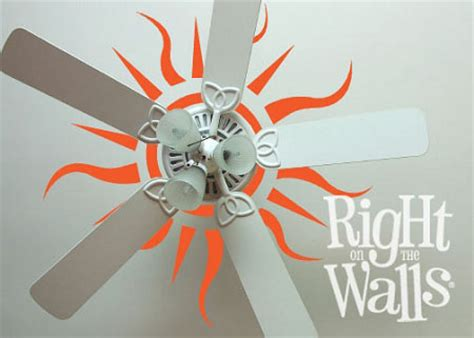 Ceiling Stickers by Sun Ceiling Wall Decals Vinyl Stickers