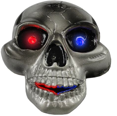 light up belt led light up skull belt buckle with free belt