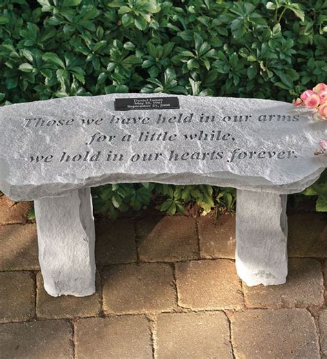 memorial outdoor benches personalized memorial garden bench landscaping and