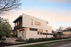 brick facade this vancouver home wows with a white brick fa 231 ade and