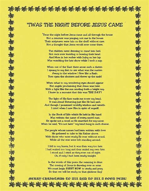 printable version twas the night before christmas twas night before christmas search results calendar 2015