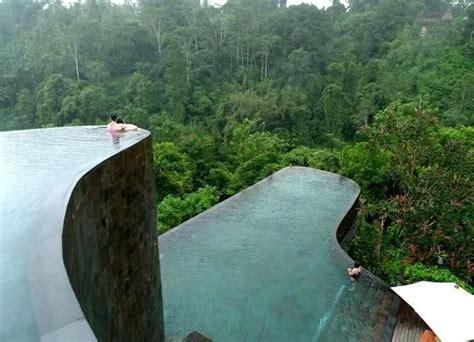 ubud hanging gardens hotel bali cliff infinity pool ubud hanging gardens hotel bali