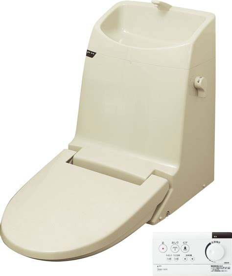Automatic Toilet Washer Suidouyasan Rakuten Global Market Refreshment Shower