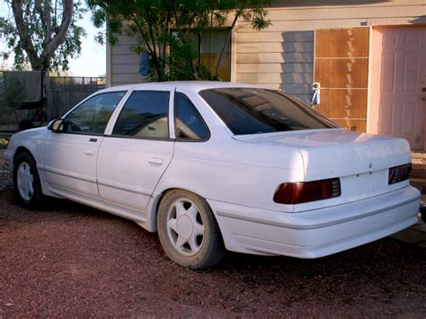1991 Ford Taurus by 1991 Ford Taurus Sho Project Car Generation High Output