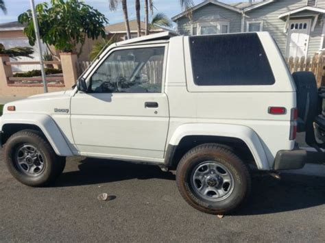 daihatsu rocky 1990 daihatsu rocky classic daihatsu rocky 1990 for sale