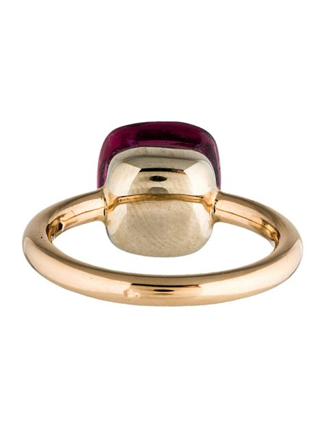 pomellato jewelry pomellato tourmaline nudo ring rings pom20400 the