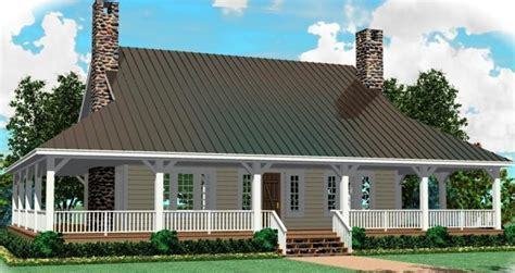 ranch house plans with wrap around porch