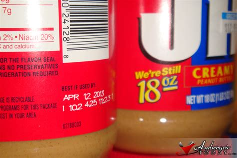 best by date health inspector asks to report on expired products