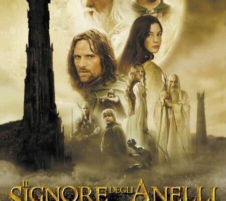 film fantasy tipo signore degli anelli il signore degli anelli le due torri 2002 film