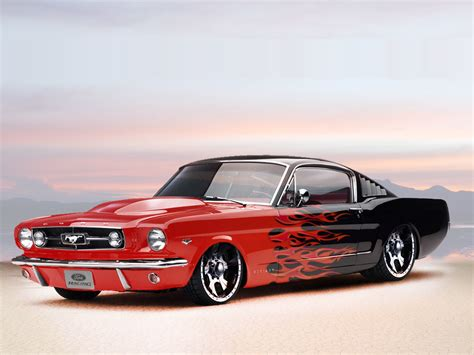 pimped out mustangs pimped ford mustang fastback 1965 by lordoftheconquerers