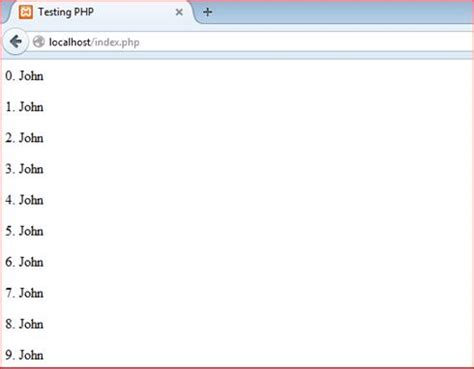tutorial php variables php echo variables phpsourcecode net