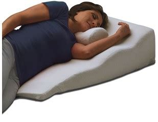 bed wedges sleep supports relax the back