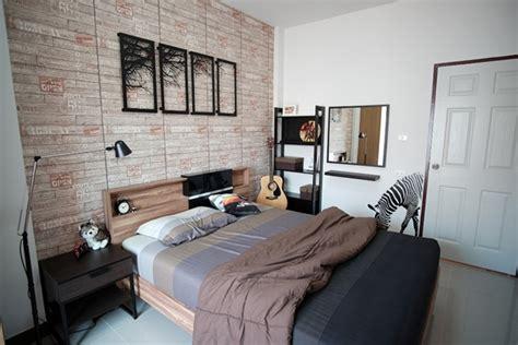 Desk Ideas For Small Bedrooms ตกแต งห องนอนทาวน เฮ าส ค ดเองทำเองท กข นตอน
