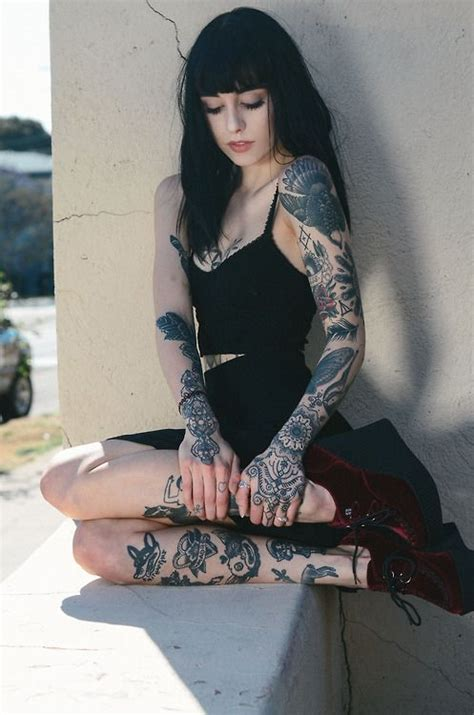 tattoo models on instagram hannah snowdon tattoos pinterest