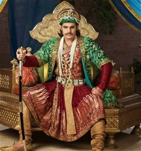 film india kerajaan rajat tokas pemeran raja akbar di serial jodha akbar