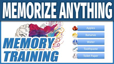 term master how to memorize fast and easily improve memory
