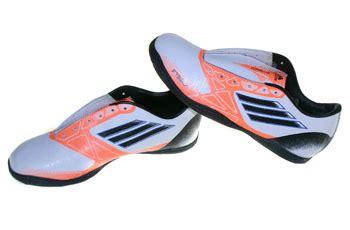 sepatu bola uno adidas f50 adizero anak putih orange kios sepatu