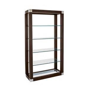 glass shelving unit for wall modern media cabinets modern media storage