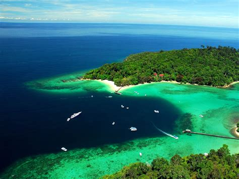 malaysia tun sakaran marine park  bing desktop wallpaper preview wallpapercom