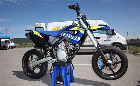 Husaberg Motorrad by Husaberg Fs570 New Autocars News