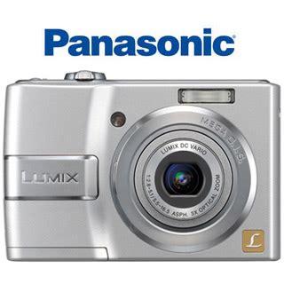 Kamera Digital Panasonic Lumix Dmc Ls80 panasonic lumix dmc ls80 digital introduced techgadgets