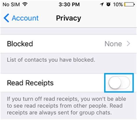 read receipts for android how to turn whatsapp read receipts on iphone and android
