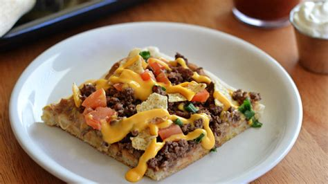 nacho supreme nacho supreme pizza recipe from pillsbury
