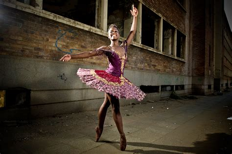 hope in a ballet madonna to direct biopic about famed ballerina michaela deprince people com