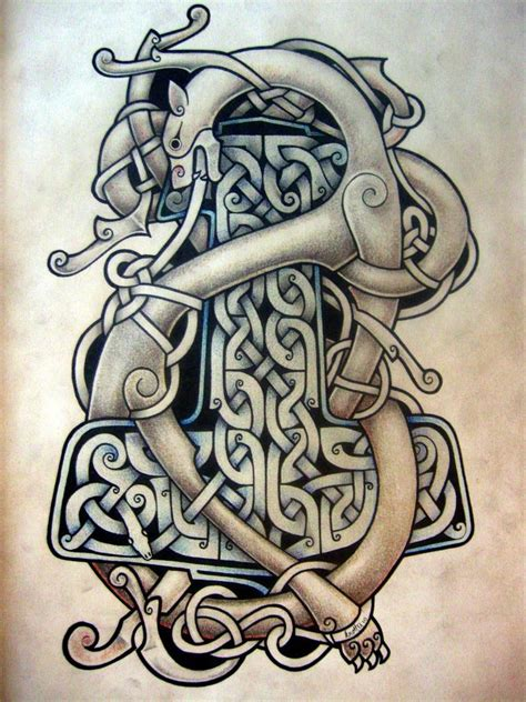 norse dragon tattoo designs ideas for my next one on viking tattoos
