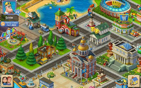 township layout game township android apps on google play