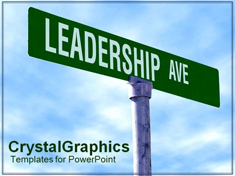 leadership powerpoint templates roadtoleadership108 powerpoint template background of