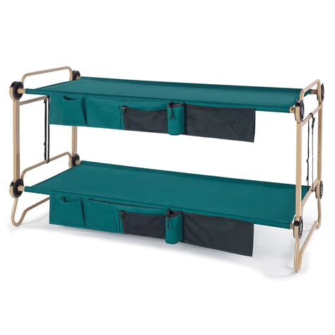 adult beds the foldaway adult bunk beds hammacher schlemmer