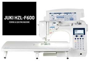juki f600 review best sewing and quilting machine today