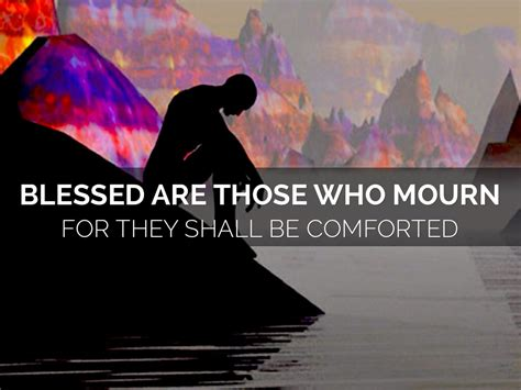 those who mourn shall be comforted the 8 beatitudes by jed dizon